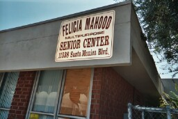 Felicia Mahood Center